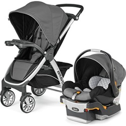 Chicco Bravo Trio Travel System, Orion found on Bargain Bro from  for $379.99
