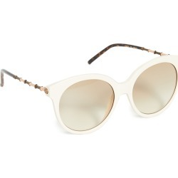 Gucci Bamboo Round Sunglasses found on Bargain Bro India from shopbop for $450.00
