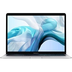 Apple MacBook Air (13-inch Retina display, 1.6GHz dual-core Intel Core i5, 128GB) - Silver (Latest Model) found on Bargain Bro from  for $1099.99