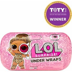 L.O.L. Surprise! Under Wraps Doll- Series Eye Spy 2A found on Bargain Bro from  for $13.88