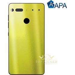 Apa Gloss Lime Green Essential Phone Ph1 Carbon Fiber Rear Panel Precision