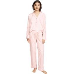 PJ Salvage Chelsea Fit Flannel PJ Set