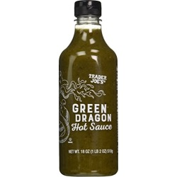 Trader Joe's Green Dragon Hot Sauce found on Bargain Bro from  for $10.28