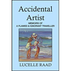 Accidental Artist: Memoirs of a Flawed & Ignorant Traveller found on Bargain Bro from  for $