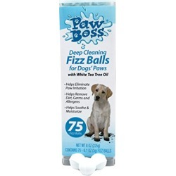 SKI Innovations LLC Deep Cleaning Fizz Balls for Dogs' Paws (75 ct) found on Bargain Bro from  for $49.99
