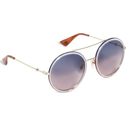 Gucci Urban Web Round Sunglasses found on Bargain Bro India from shopbop for $450.00
