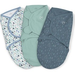 SwaddleMe Original Swaddle 3-PK, Mountaineer, Large found on Bargain Bro from  for $34.99