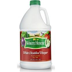White House White Distilled Vinegar 64oz (64 oz) found on Bargain Bro from  for $10.99