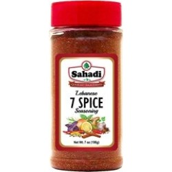 Sahadi 7 Spice Lebanese Seasoning - 7 ounce found on Bargain Bro from  for $14.99