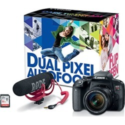 Canon EOS REBEL T7i Video Creator Kit found on Bargain Bro from  for $749