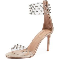 Aquazzura Illusion 85 Sandals