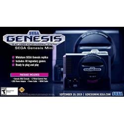 Sega Genesis Mini - Genesis found on Bargain Bro from  for $79.99