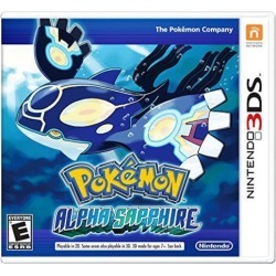Pokemon Alpha Sapphire - Nintendo 3DS found on Bargain Bro from  for $36.4
