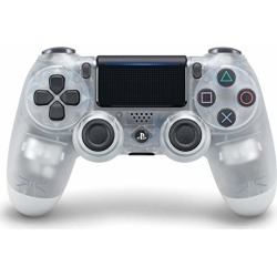DualShock 4 Wireless Controller for PlayStation 4 - Crystal found on Bargain Bro from  for $59.99