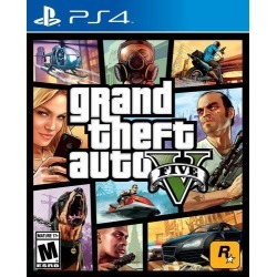 Grand Theft Auto V - PlayStation 4 found on Bargain Bro from  for $19.99