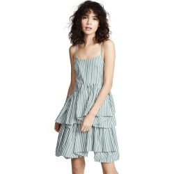 Anais Jourden Striped Asymmetric Dress found on MODAPINS from shopbop for USD $198.00