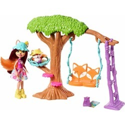 Enchantimals Doll/Pet/Room Playset 1 found on Bargain Bro from  for $11.9