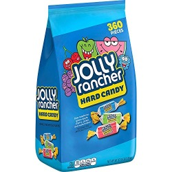 JOLLY RANCHER Hard Candy, Bulk Easter Candy, 5 Pounds found on Bargain Bro from  for $7.86