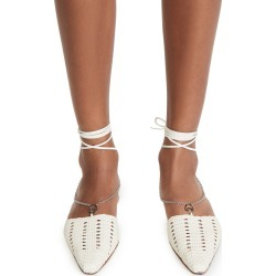 Brother Vellies Olivia Chain Wrap Woven Flats found on Bargain Bro Philippines from shopbop for $615.00