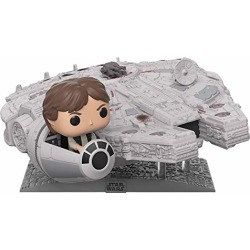 Funko Pop! Deluxe: Star Wars - Millennium Falcon with Han Solo, Amazon Exclusive found on Bargain Bro from  for $64.99