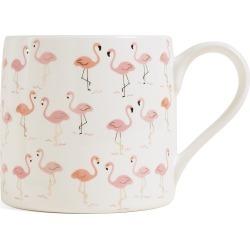 Slant Collections Flamingo Jumbo Ceramic Coffee Mug