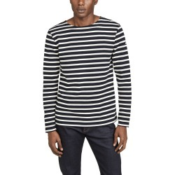 Armor Lux Long Sleeve Striped Marinière Aviron T-Shirt found on MODAPINS from Eastdane AU/APAC for USD $95.00