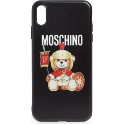 Moschino Roman Teddy iPhone XS Max Case found on Bargain Bro India from Eastdane AU/APAC for $68.00