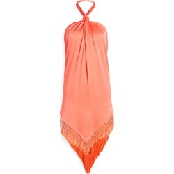 Baja East Beaded Fringe Wild Dress found on MODAPINS from shopbop for USD $645.00