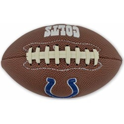 Jarden Sports Licensing Official National Football League Fan Shop Authentic NFL AIR IT Out Mini Youth Football. Great for Pick up Game with The Kids. (Indianapolis Colts) found on Bargain Bro from  for $21.99