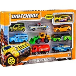 Matchbox 9-Car Gift Pack (Styles May Vary) found on Bargain Bro from  for $8.99