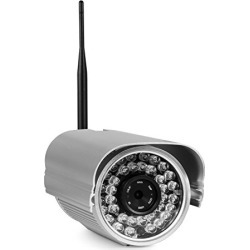 Foscam FI9805P 960P Outdoor HD Wireless IP Camera (Silver) found on Bargain Bro from  for $115.99
