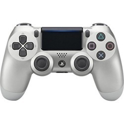 DualShock 4 Wireless Controller for PlayStation 4 - Silver [Discontinued] found on Bargain Bro from  for $64.99