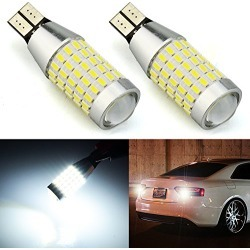 JDM ASTAR Extremely Bright 2000 Lumens 360-Degree Shine 921 912 90-EX Chipsets LED Bulbs For Backup Reverse Lights, Xenon White found on Bargain Bro from  for $39.99