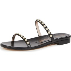 Stuart Weitzman Ameliese Pearl Slides found on Bargain Bro Philippines from shopbop for $495.00