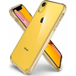 Spigen Ultra Hybrid Designed for Apple iPhone XR Case (2018) - Crystal Clear found on Bargain Bro from  for $29.99