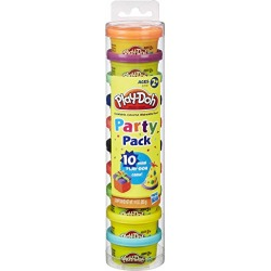 Play-Doh Party Pack found on Bargain Bro from  for $2.99