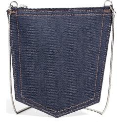 81c183f89e1 MM6 Maison Margiela Denim Pocket Crossbody Bag found on MODAPINS from  shopbop for USD $500.00