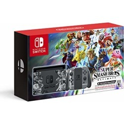 Nintendo Switch Super Smash Bros. Ultimate Edition - Switch found on GamingScroll.com from Amazon US for $602.9