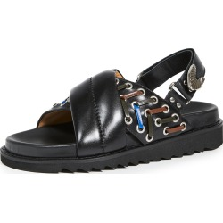 Toga Pulla Crisscross Sandals found on Bargain Bro India from shopbop for $425.00
