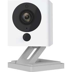 Wyze Cam 1080p HD Indoor Wireless Smart Home Camera with Night Vision, 2-Way Audio, Works with Alexa found on Bargain Bro from  for $25.99