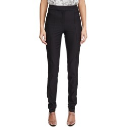 Derek Lam 10 Crosby Ora Slim Trousers with Front Slit found on MODAPINS from shopbop for USD $162.50