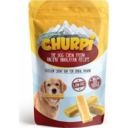Churpi Hard Himalayan Yak Dog Chew I 100% Natural I Long Lasting & Entertaining Bar I GMO, Grain & Gluten Free I Excellent Dental Hygiene Chews (4 Mixed Bars Super Value Pack Min. Wt. 1 LB) found on Bargain Bro from  for $24.99