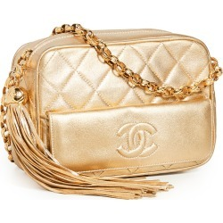 What Goes Around Comes Around Chanel Pocket Small Camera Bag