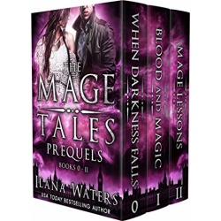 The Mage Tales Prequels, Books 0-II: (An Urban Fantasy Thriller Collection) found on Bargain Bro from  for $