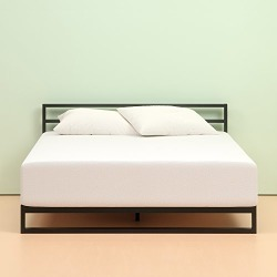 Zinus Memory Foam 12 Inch Green Tea Mattress, Queen found on Bargain Bro from  for $229
