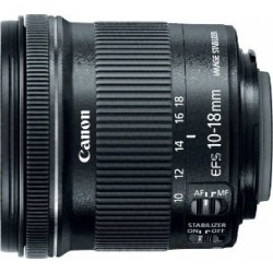 Canon EF-S 10-18mm f/4.5-5.6 IS STM Lens found on Bargain Bro from  for $279