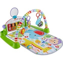 Fisher-Price Deluxe Kick 'n Play Piano Gym found on Bargain Bro from  for $40.43