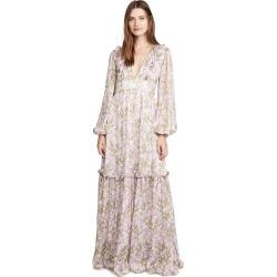 Borgo de Nor Iman Waving Grass Dress