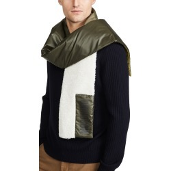 Moschino Quilted Reversible Scarf found on Bargain Bro India from Eastdane AU/APAC for $140.00