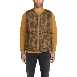 Alex Mill Reversible Camo Vest found on MODAPINS from Eastdane AU/APAC for USD $46.50